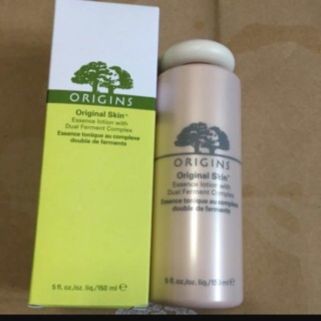 品木宣言 天生麗質Origins 粉美肌精華露150ml #我的美妝可超取
