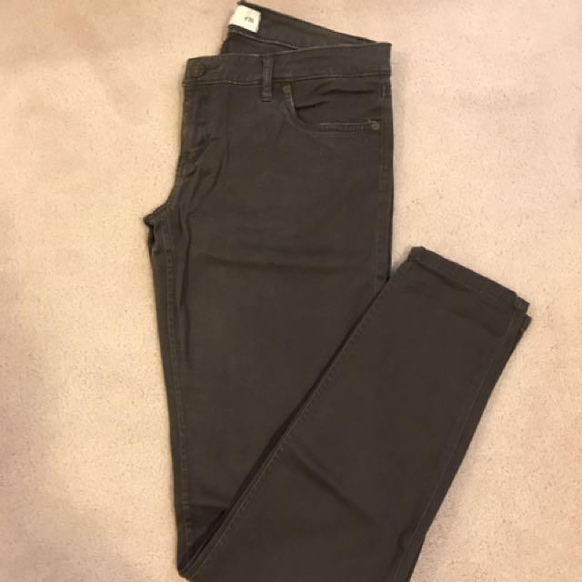 Abercrombie Dark Olive Pants