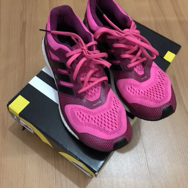 Adidas Energy Boost Womens Pink