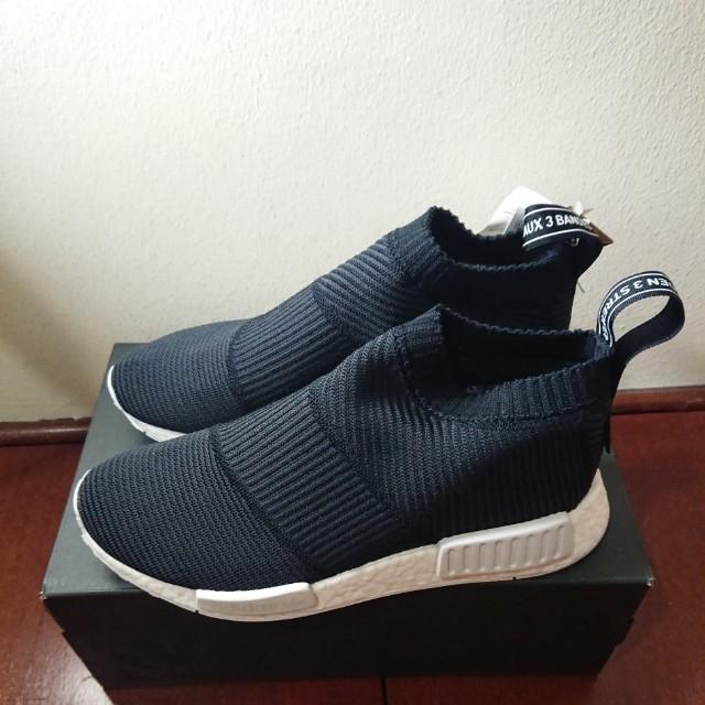 329) Adidas NMD CS1 Gore - Tex negro, hombre 's Fashion, calzado en carousell