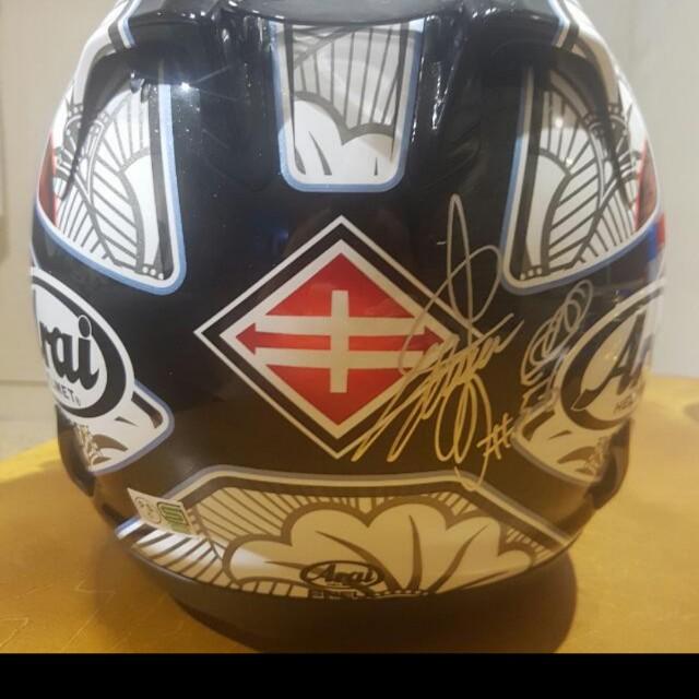Arai RX7 Helmet