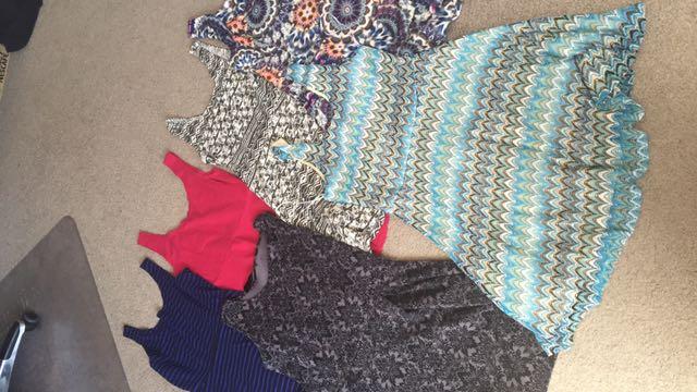 Assorted summer dress bundle