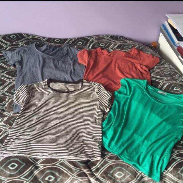 Assorted t shirt bundle
