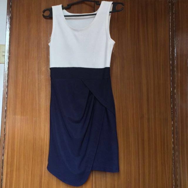 Asymmetrical Dress (Forever 21, Zara, Topshop, H&M)