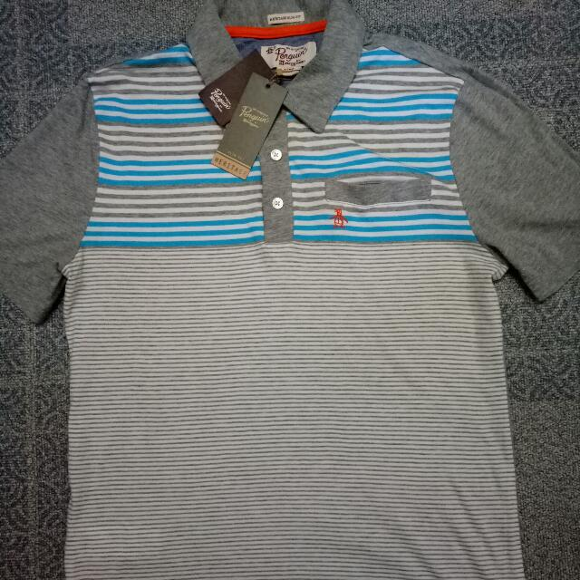 Authentic BrandNew Penguin By Musingwear Small