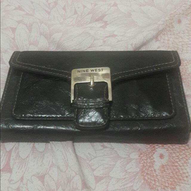 (Repriced) Authentic Nine West Long Wallet