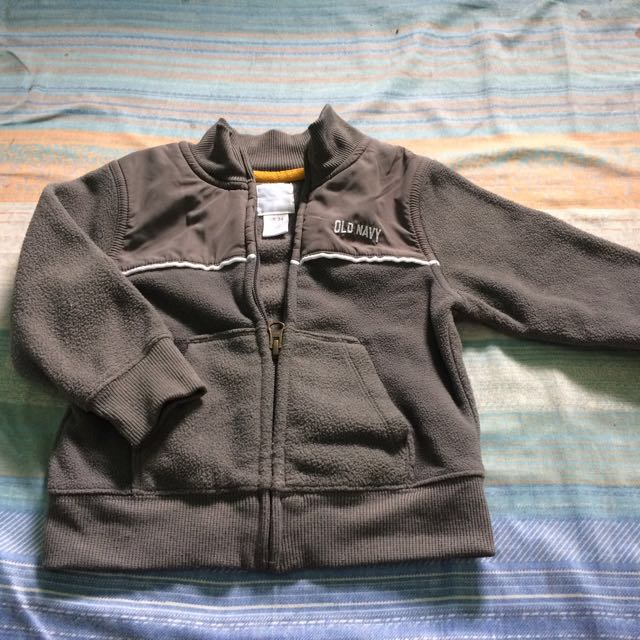 0d4cd1155aa4 Authentic OLD NAVY jacket for babies 18-24mos old