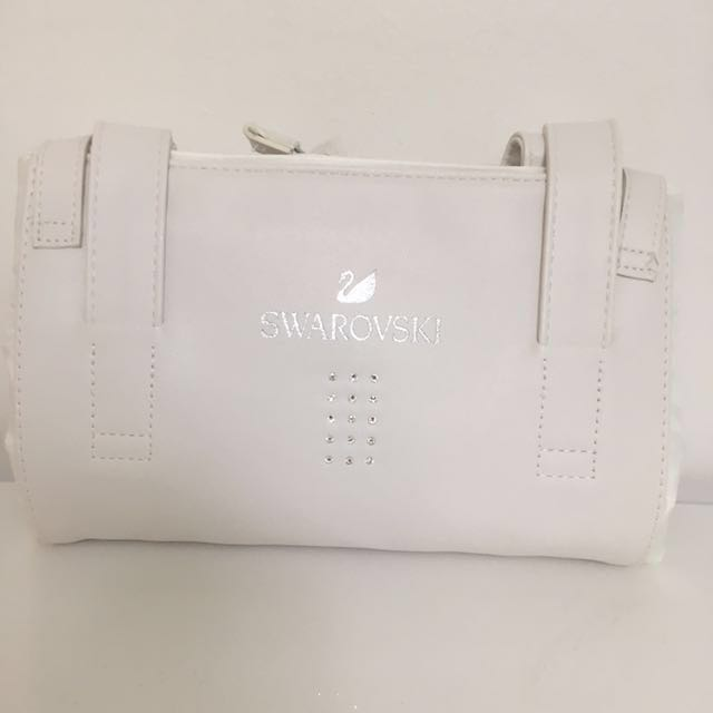 3304600c45a Authentic Swarovski foldable shopping bag/weekender, Women's Fashion ...