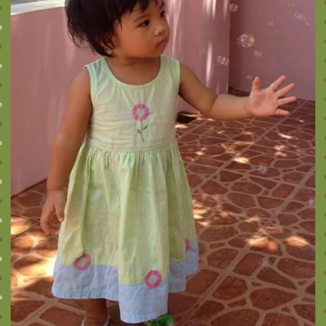 Baby girl dress 12-18 months