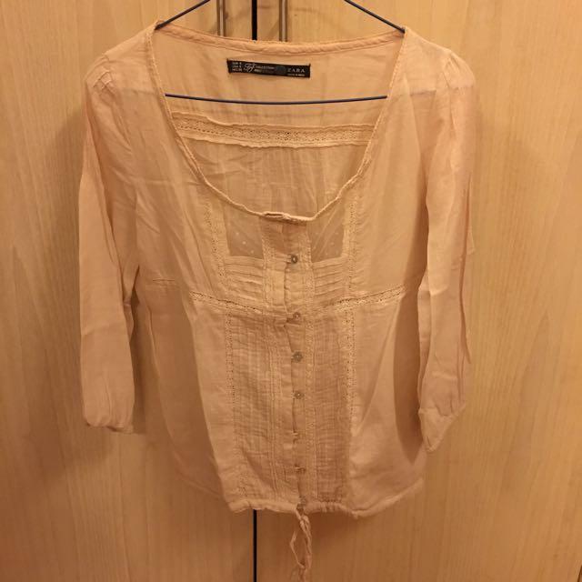 Baju Zara size S