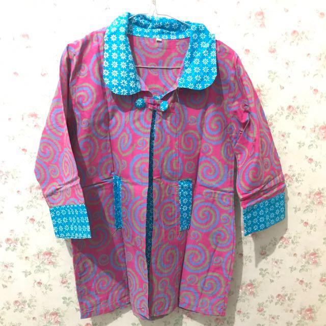 Batik Best Quality Size M Fit To L