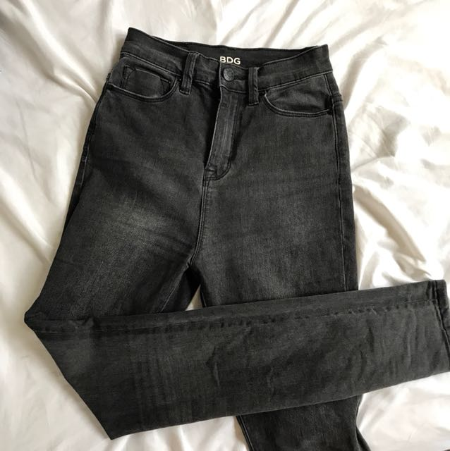 BDG URBAN Outfitters Super High Waisted Jeans