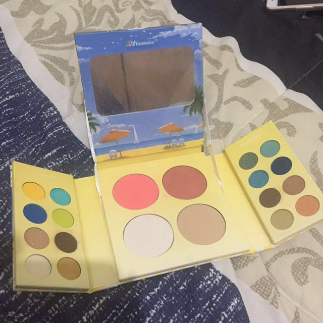 Bh cosmetics makeup palette