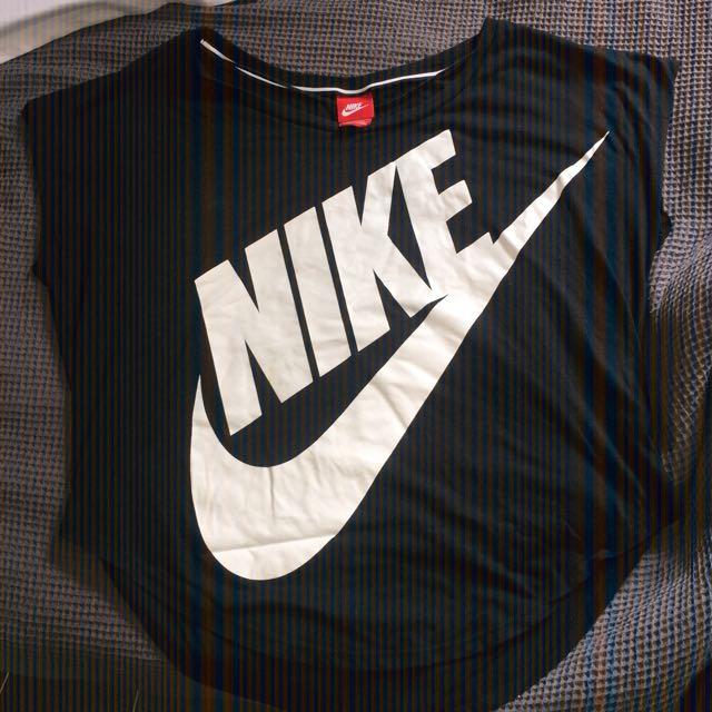 Black Nike Running Top