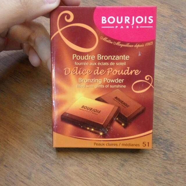 Bourjois Bronzer #51