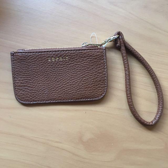 Brand new Esprit coin purse