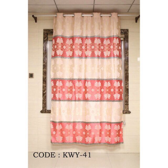 Brocade Curtain