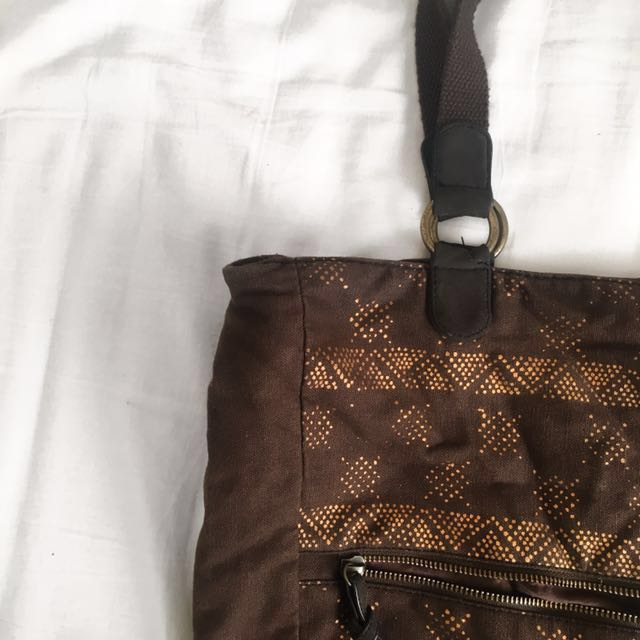 Brown American Eagle Bag 💢