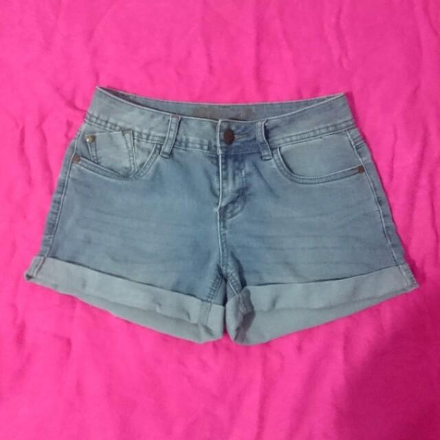 Cache Cache Denim Shorts