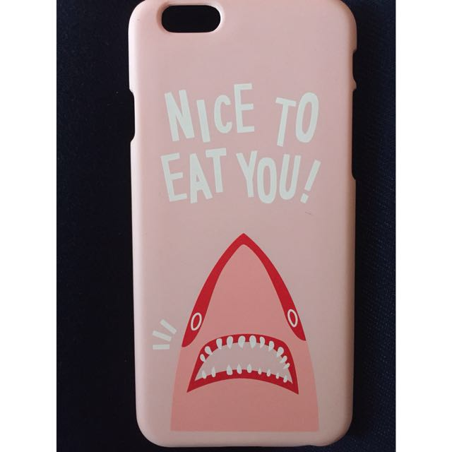 Case iPhone 6/6S Baby Shark