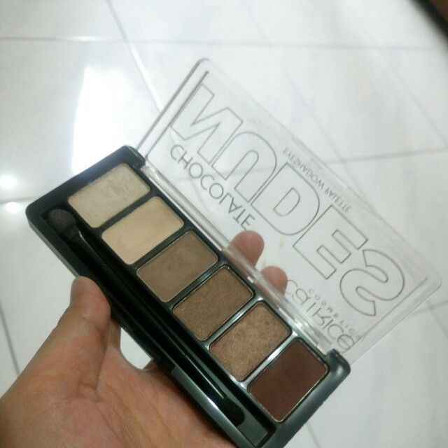 Catrice Eyeshadow Pallette