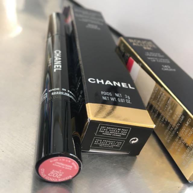 Chanel coco精萃誘色唇筆💄