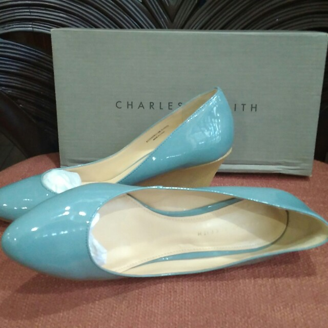Charles and Keith shoe's
