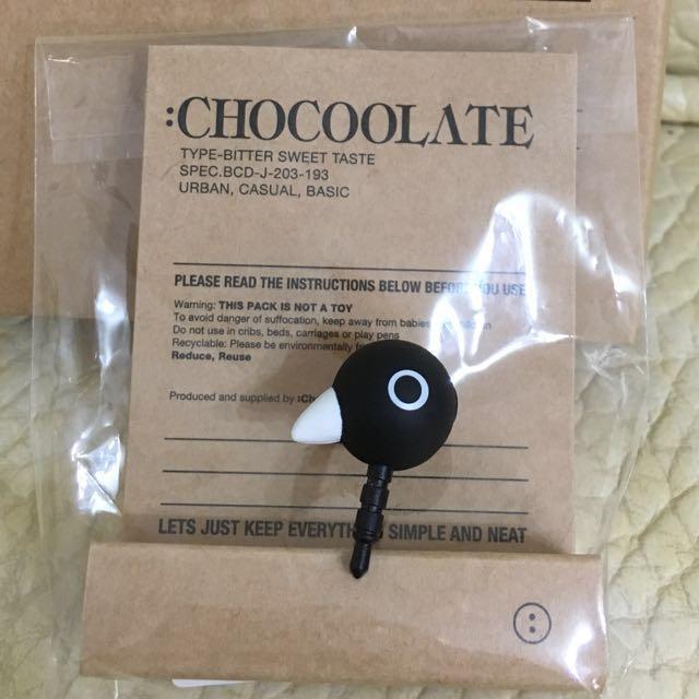 :CHOCOOLATE 耳機塞