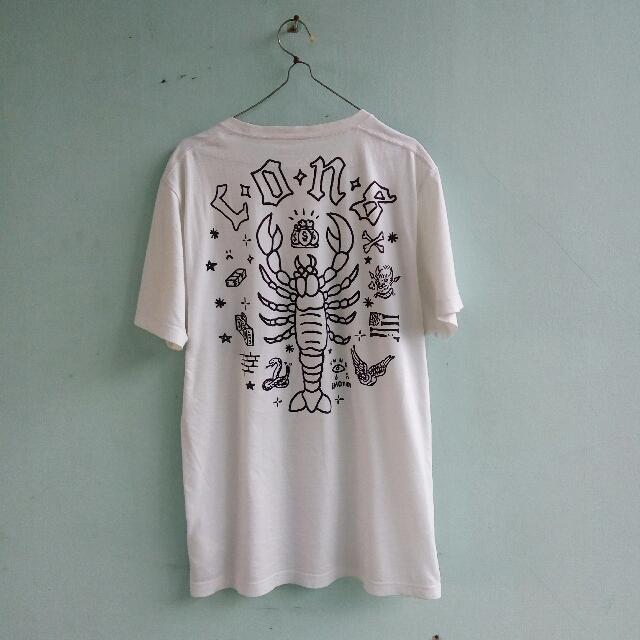 64853d63a36bac Converse CONS Tees T-Shirt Kaos Baju