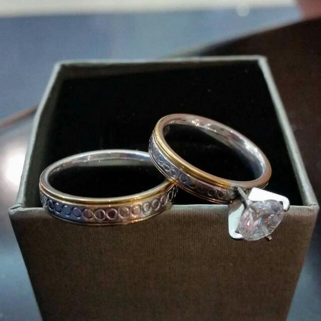 Couple Ring / Wedding Ring