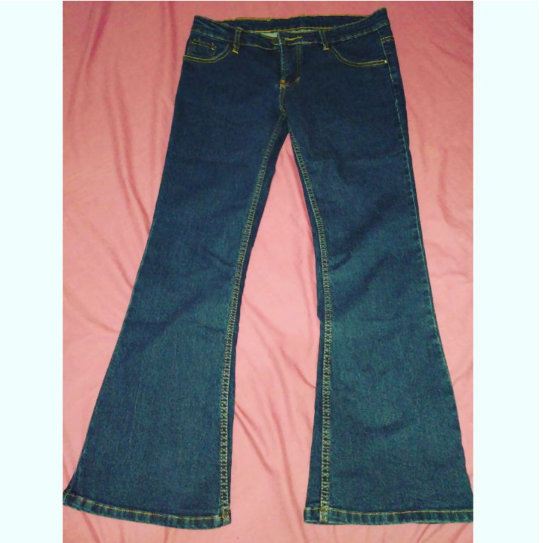Cutbray Blue Jeans
