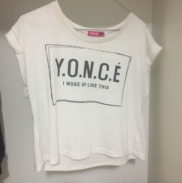Cute Beyoncé reference t shirt