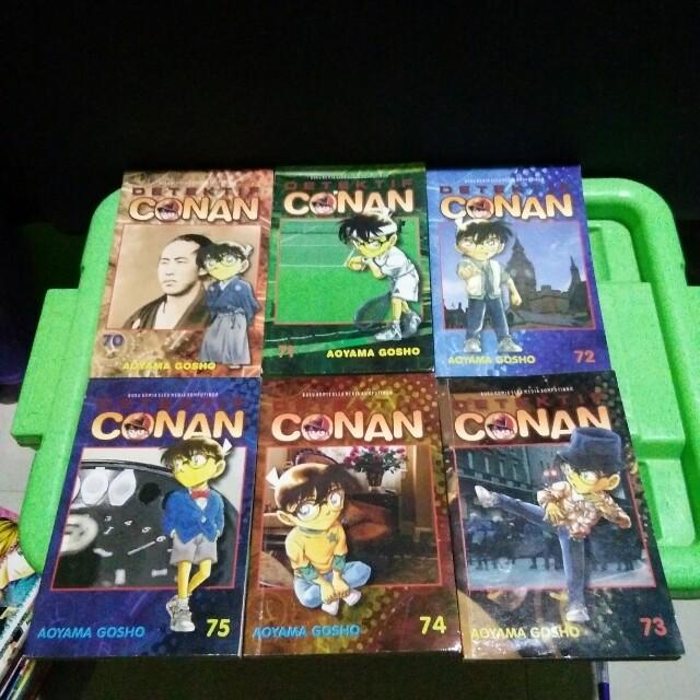 Detektif Conan 70-75