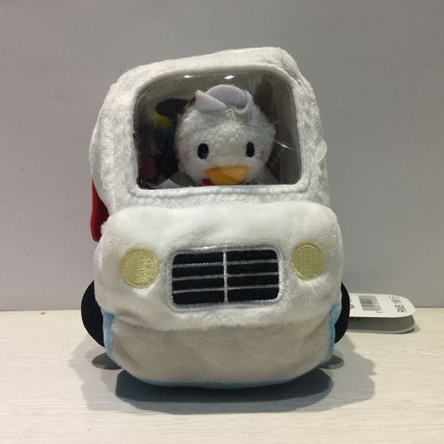 Disney Tsum Tsum Micro Ice Cream Truck Set