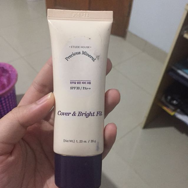 ETUDE COVER&BRIGHT FIT SPF 30/PA++