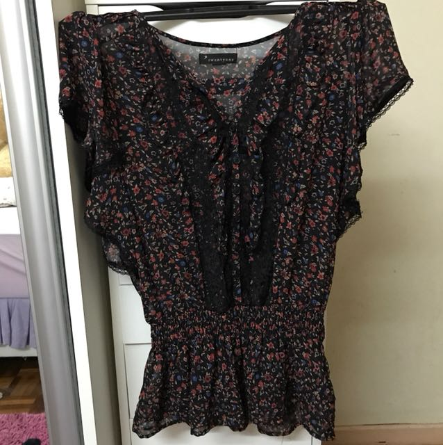 F21 blouse