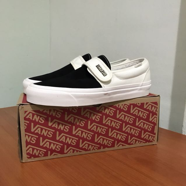 vans fear of god