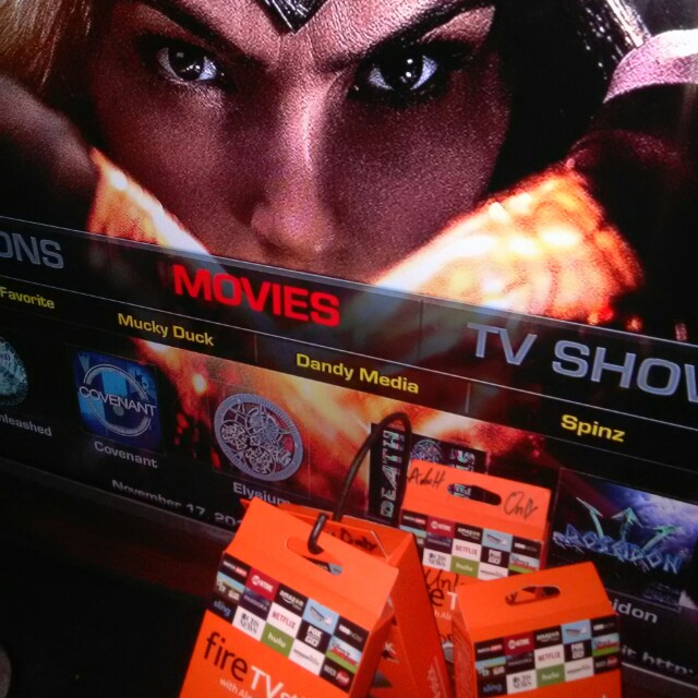Firestick 18.0 Unlocked Fully-loaded