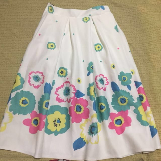 Floral Balloon Skirt 🌺