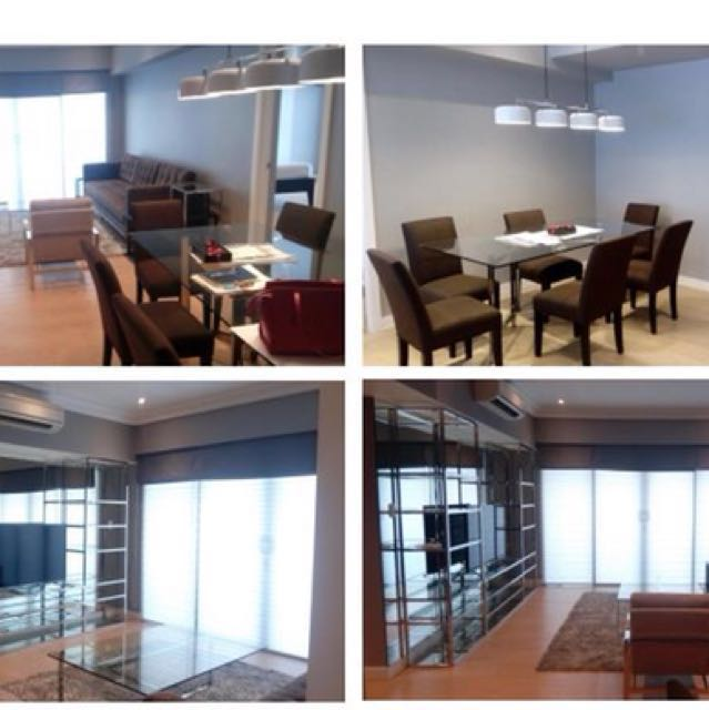 For Rent 3 Bedroom One Shangrila Place Mandaluyong