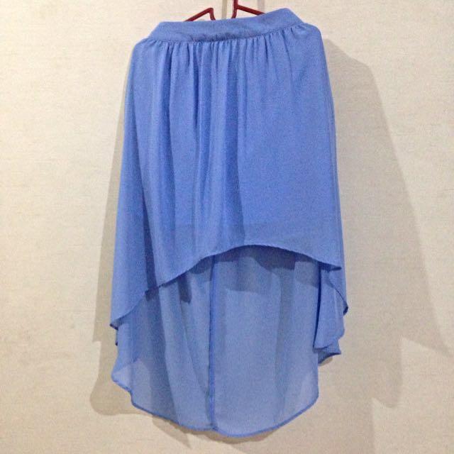 Forever21 Asymmetric Skirt