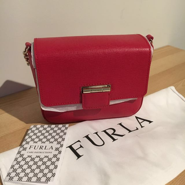 Furla Artesia Crossbody Pouch *** Christmas Special  ***  Buy any 2 handbags & Get $100 off the total purchase price