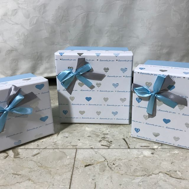 Gift Boxes On Carousell