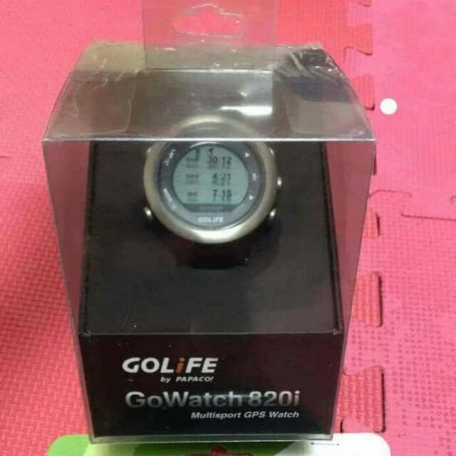 GOLIFE 820i 心律錶