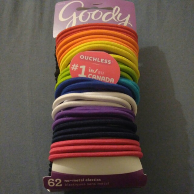 Goody hair ties (jumbo pack)