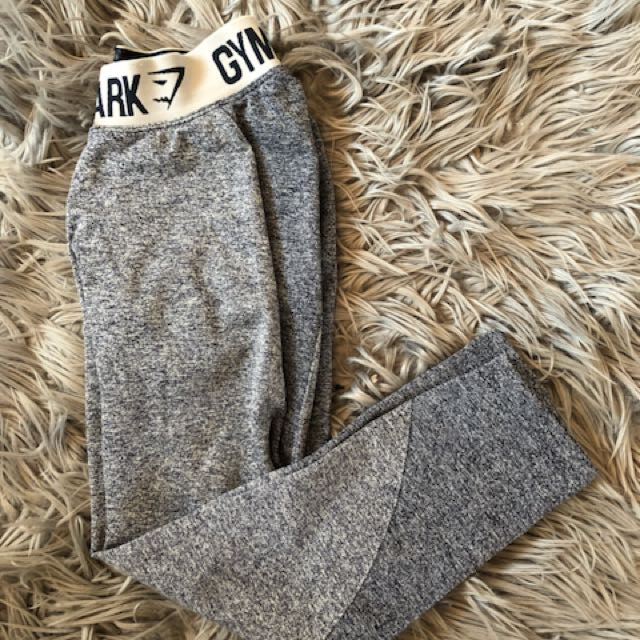 GYMSHARK FLEX 3/4 LEGGINGS SIZE XS
