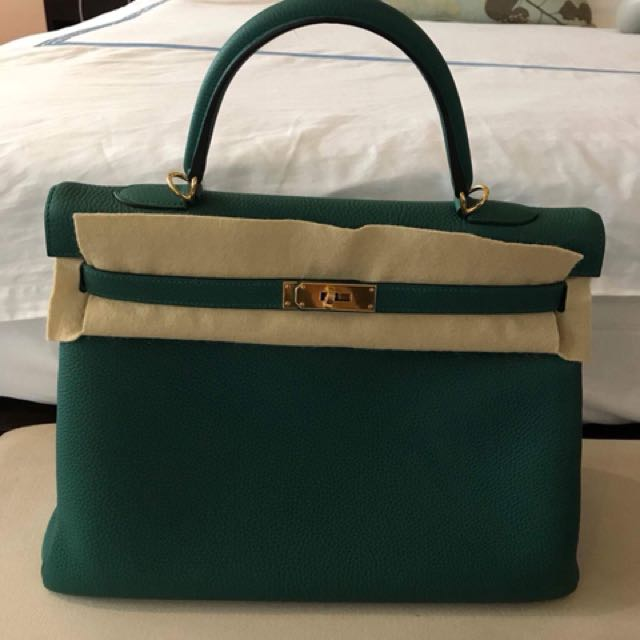 Hermes kelly 35 togo