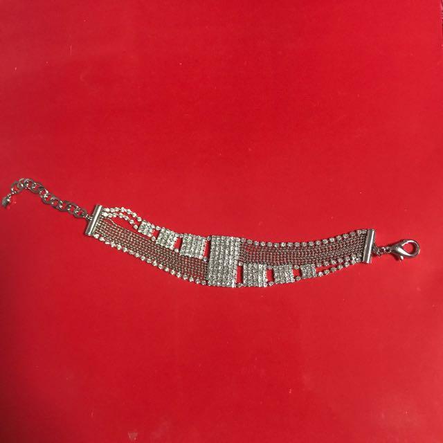 High quality bracelet from Korea (silver)