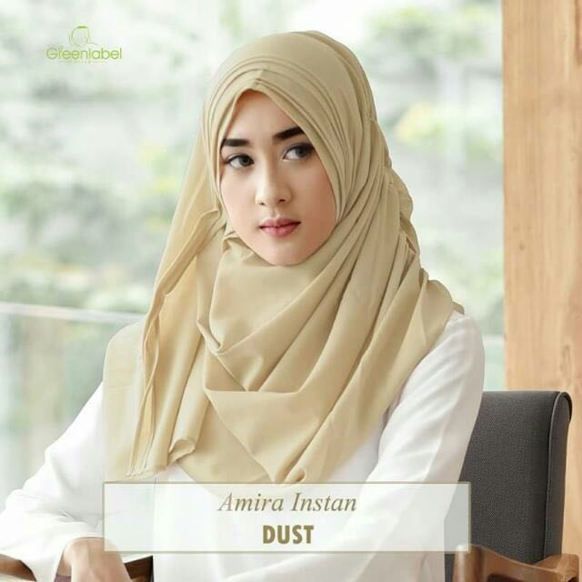 Hijab Instan Amira By Greenlabel