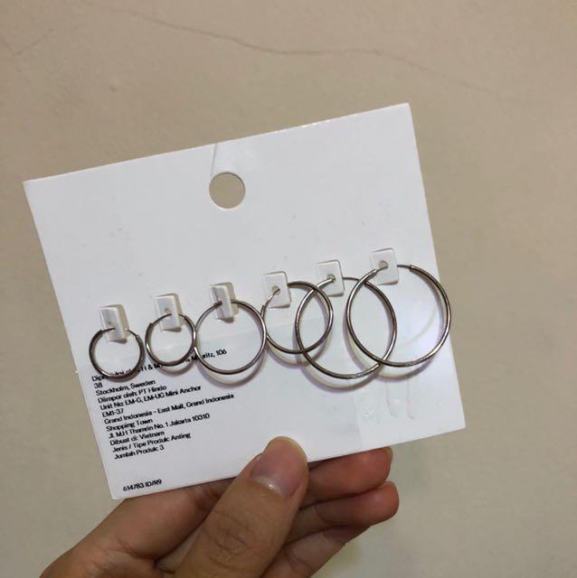 H&M Earing Set